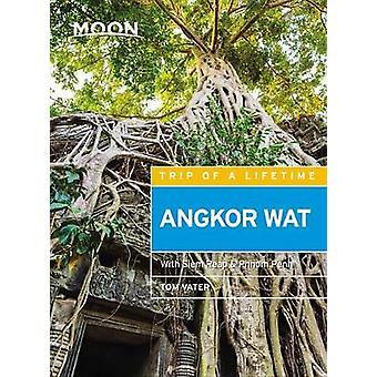 Moon Angkor Wat (tredje upplagan) - inklusive Siem Reap & Phnom Penh