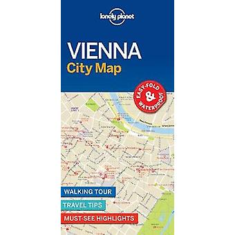 Carte de Lonely Planet Vienna City par le Lonely Planet - livre 9781786579188