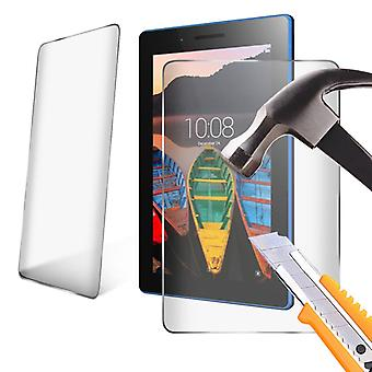 """Tablet Tempered Glass LCD Screen Protector Guard for Samsung Galaxy Tab S2 8.0 SM-T719 (8"""") by i-Tronixs-Clear ( Pack of 2)"""