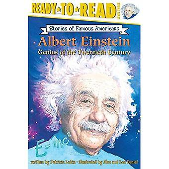 Albert Einstein: Level 3: Genius of the Twentieth Century (Ready to Read)
