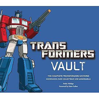 Transformatoren-Vault: Präsentiert seltene Sammelobjekte und Memorabilien