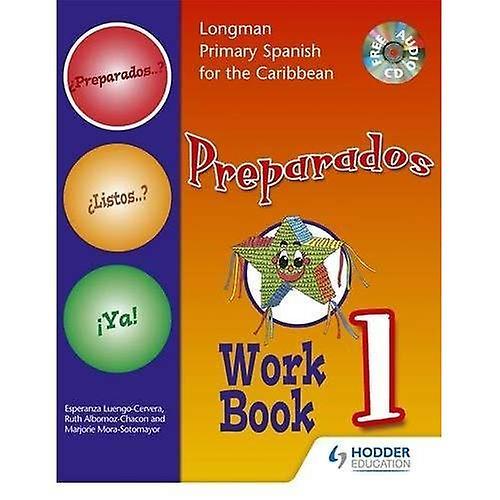 Preparados Listos Ya! (Primary Spanish) Workbook 1