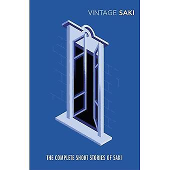 Die komplette Kurzgeschichten von Saki (Vintage Classics)