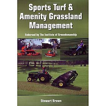 Sportrasen und Annehmlichkeit Grünlandwirtschaft