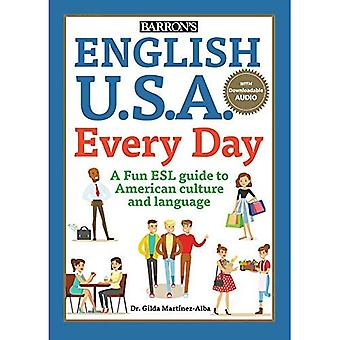 English U.S.A. Every Day: With Downloadable Audio