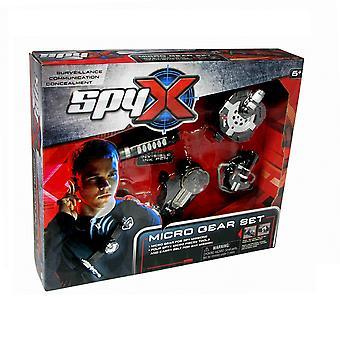 Set di SpyX 10151 Micro ingranaggi