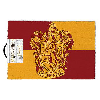 Harry Potter Gryffindor red/yellow, mat made of coconut fibre, bottom made of PVC.