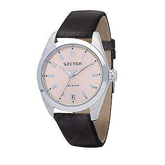 Sector women's Quartz Analog leather strap R3251486501
