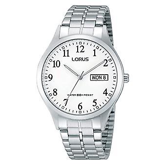 Lorus RXN01DX9-montre-bracelet, acier inoxydable, couleur: Silver