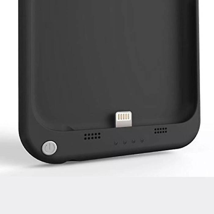 Stuff Certified ® 7 iPhone 3200mAh Power Case Power Bank Charger Cover Case Case