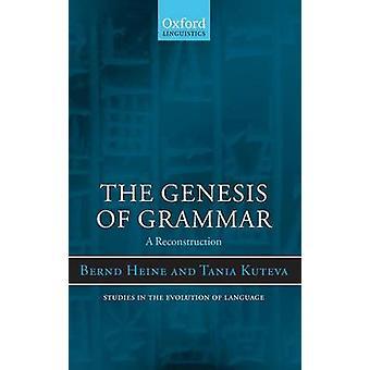 GENESIS grammatik SEL c av Heine & Kuteva