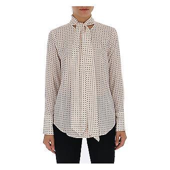 Equipment 183002661tp02049 Women's Pink Cotton Shirt