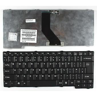 Toshiba Satellite L30-10V negro Reino Unido diseño recambio teclado del ordenador portátil