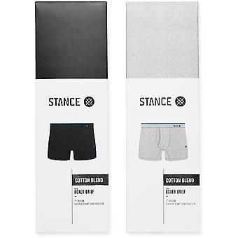 Stance Standard 2 Pack Underwear in Multi