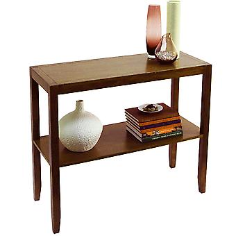 Anywhere - massief houten Console / Side / hal tabel - Walnut Effect