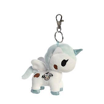 Tokidoki Mooka Unicorno Plush Key Clip 4.5