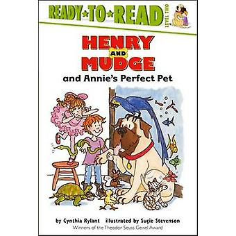 Henry and Mudge and Annie's Perfect Pet by Cynthia Rylant - Sucie Ste