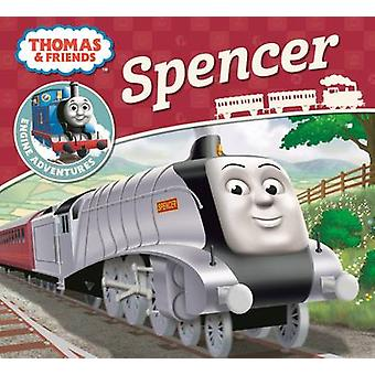 Thomas & Friends-Spencer-9781405279796 kirja