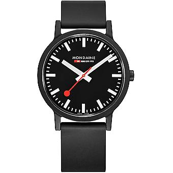 Mondaine MS1.41120.RB Essence Heren Horloge
