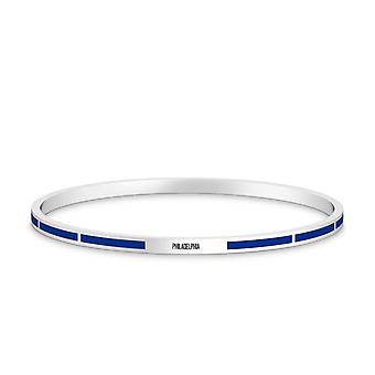 Philadelphia Phillies armband i Sterling Silver design av BIXLER