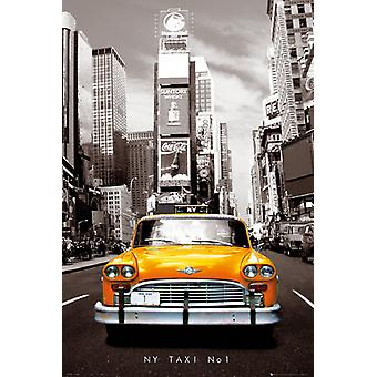 New York Taxi kein 1 Maxi Poster-61x91.5cm