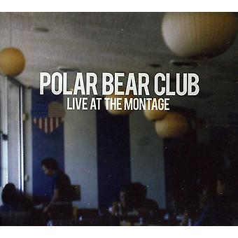 Polar Bear Club - Live From the Montage Music Hall [CD] USA import