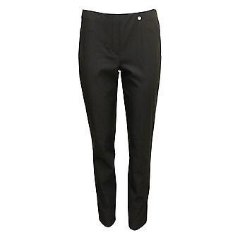 ROBELL Robell Trousers 51559 54025 90 Black
