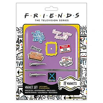 Friends Fridge Magnet Set