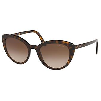 Prada SPR02V Degraded Brown Scale