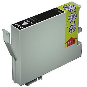 T0621 Black High Yield Compatible Inkjet Cartridge