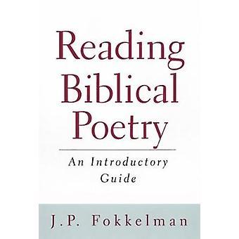 Lettura di poesia biblica - una guida introduttiva di J.P. Fokkelman - 97
