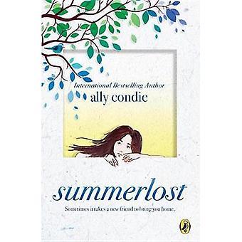 Summerlost by Ally Condie - 9780399187216 Book