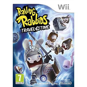Raving Rabbids Travel In Time (Wii) - New