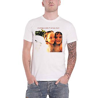 Smashing Pumpkins T Shirt Siamese Dream Band Logo new Official Mens White