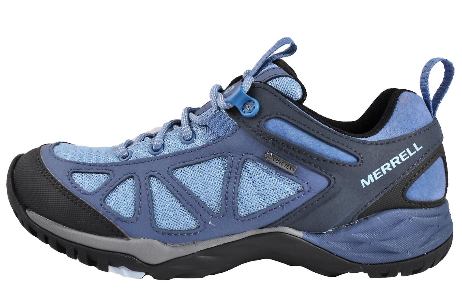 Merrell Siren Sport GTX Gore-Tex Waterproof Blue