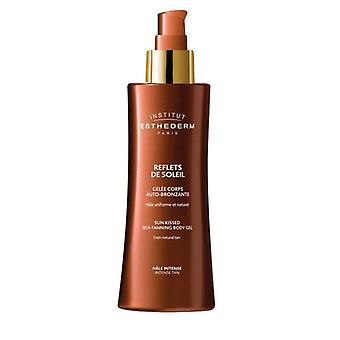 Esthederm Solkysset selv-tanning Body gel intens Tan 150ml