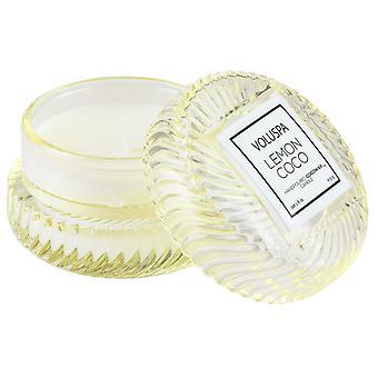 Voluspa Macaron Candle Lemon Coco 51g
