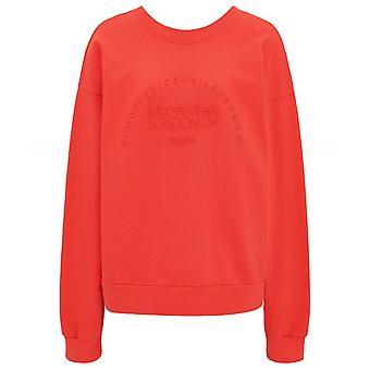 Victoria Beckham Heritage Embroidery Sweatshirt