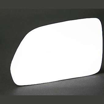Lewe szkło lusterka do sklejki bocznej dla pasażera do skody OCTAVIA Combi 2004-2009