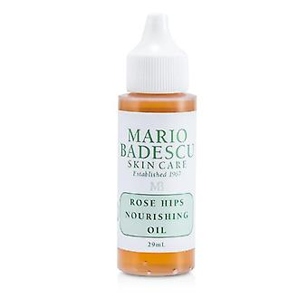 Mario Badescu Rose Hips Nourishing Oil - For Combination/ Dry/ Sensitive Skin Types - 29ml/1oz