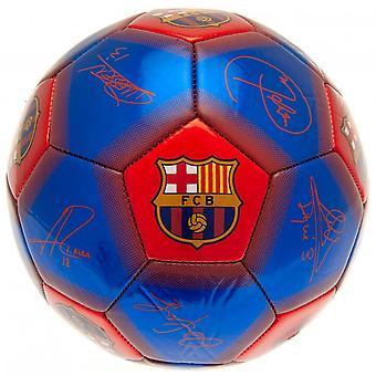 FC Barcelona Signature Football