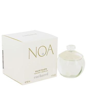 Noa eau de toilette spray by cacharel 418906 50 ml