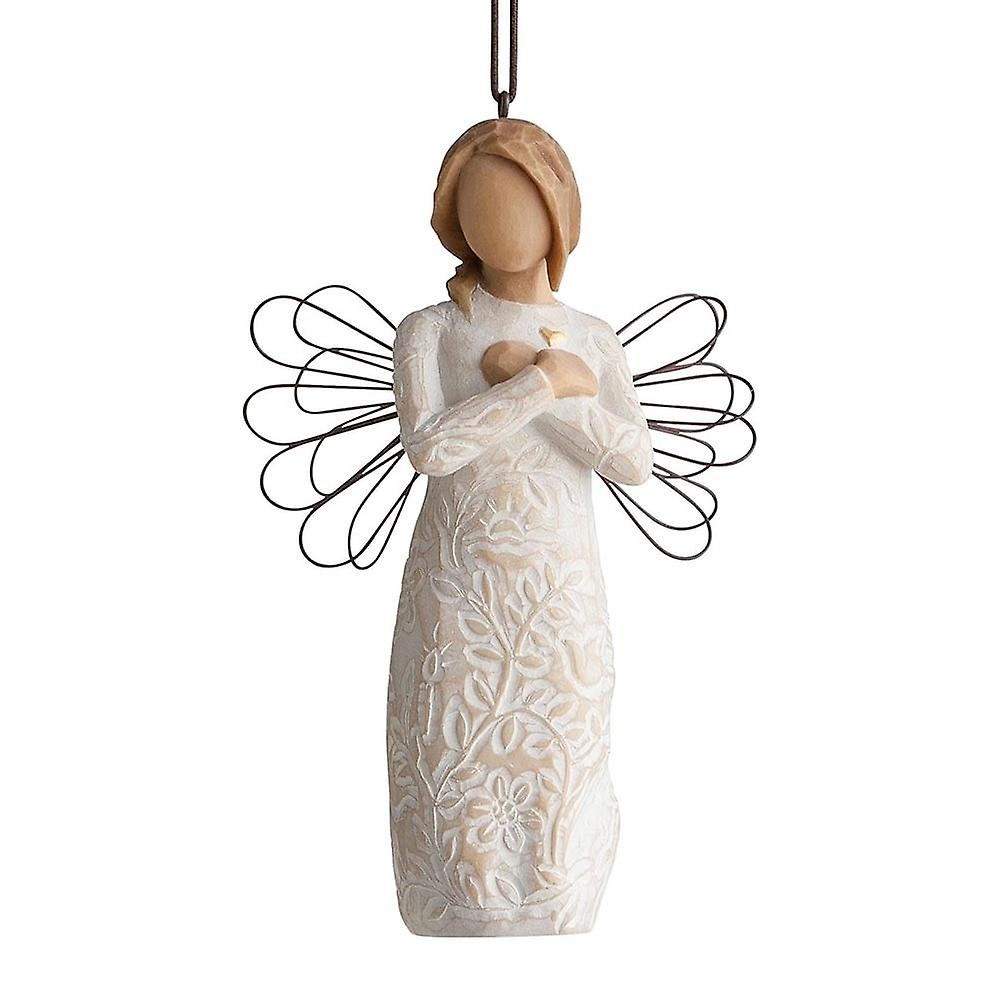 Willow Tree Remembrance Angel Hanging Ornament