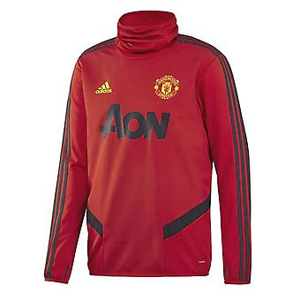 2019-2020 Man Utd Adidas warme top (rood)
