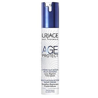 Uriage Età Proteggere Multi-Action Detox Night Cream 40ml