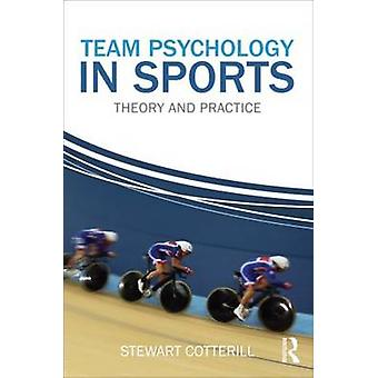 Team Psychology in Sports by Cotterill & Stewart University of Winchester & UK
