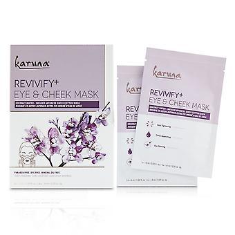 Revivify+ eye & cheek mask 233175 4sheets