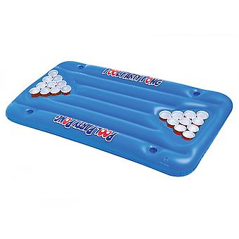 BigMouth Inc. Beer Pong Inflatable (Blue)
