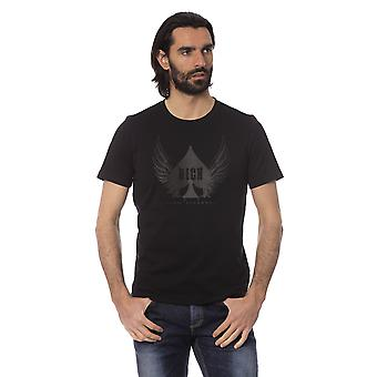 Black Rich John Richmond Men's T-shirt