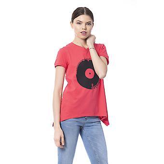 Pink Silvian Heach Women's T-shirt